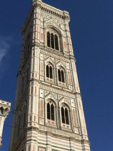 The Campanile, Florence in one day