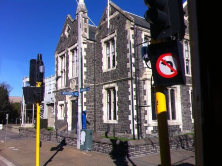 Christchurch building style