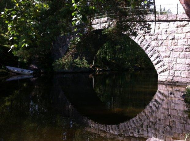 Kämmenniemi old bridge
