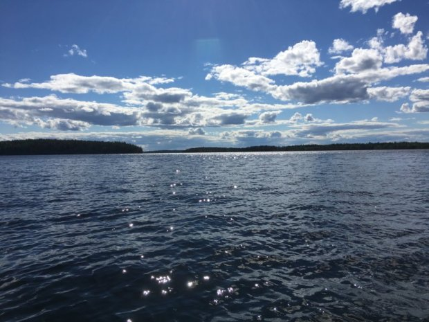 Lake Konnevesi