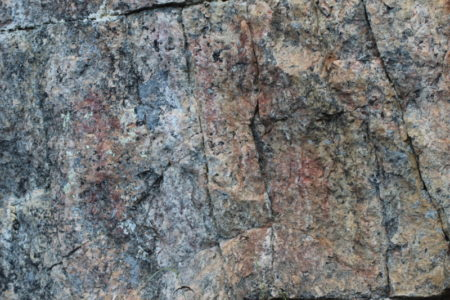 Toussunlinna rock paintings