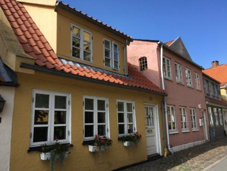 Aalborg Old Town Denmark