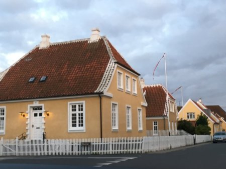 Skagen street view