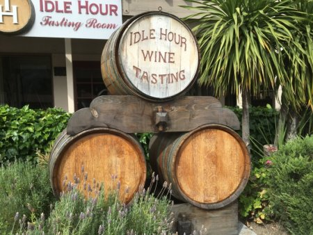 Carmel Valley winery