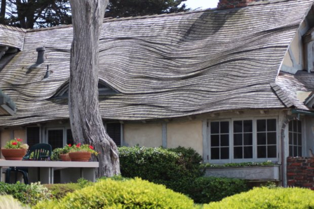 Carmel-by-the-Sea fairy-tale house