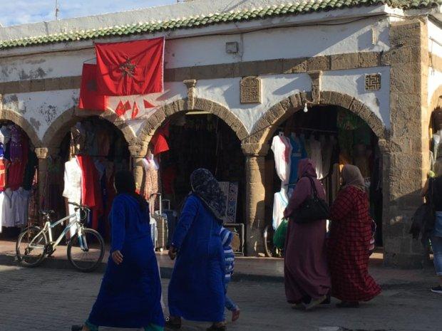 Essaouira souk, Morocco