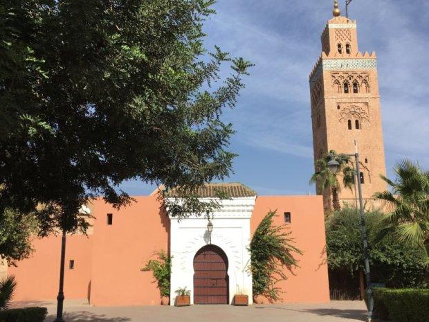 Koutobia Mosque