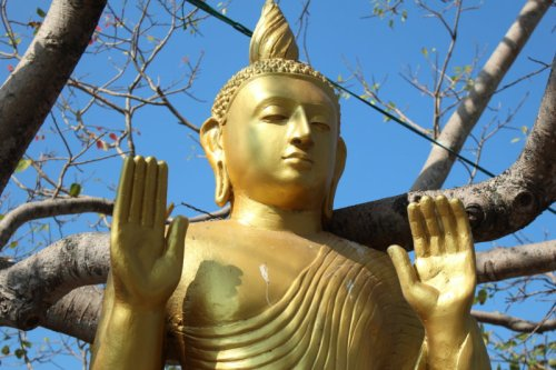 Statue, Sri Lanka