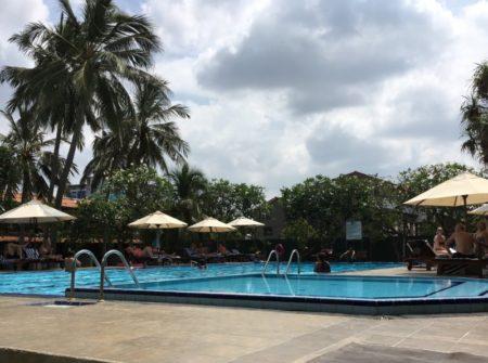 Goldi Sands Hotel pool