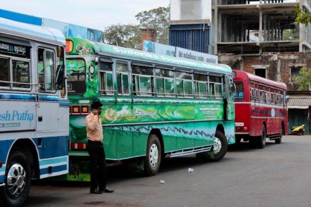 Anuradhapura bus station