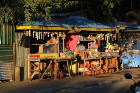 Anuradhapura selling stall