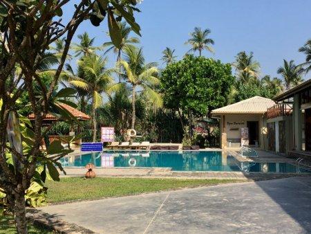 Insight Resort pool Ahangama
