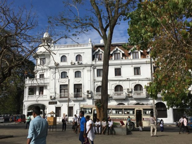 Queen's Hotel Kandy