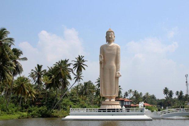 Sri Lanka's South, tsunami monument