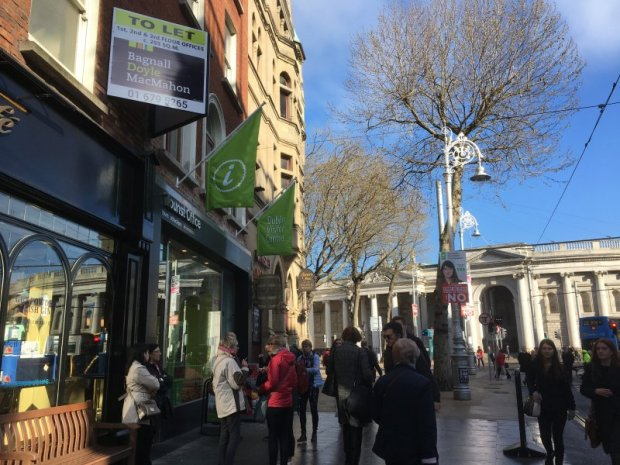 Dublin Tourist Office 118 Grafton Street