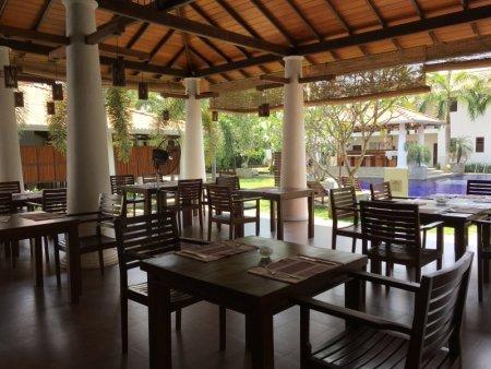Tamarind Tree dining area