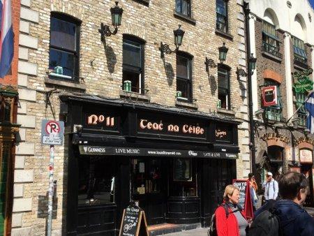 Self-guided Dublin walking tour, Temple Bar