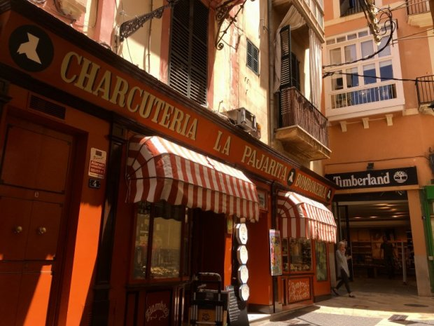 Charcuteria La Pajarita, Palma