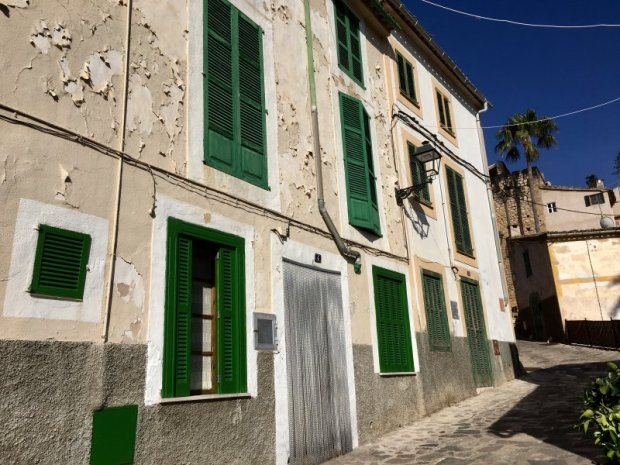 Estellencs, Serra de Tramuntana, Mallorca