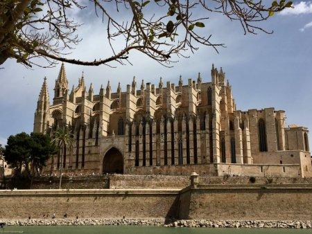 Palma de Mallorca cathedral La Seu