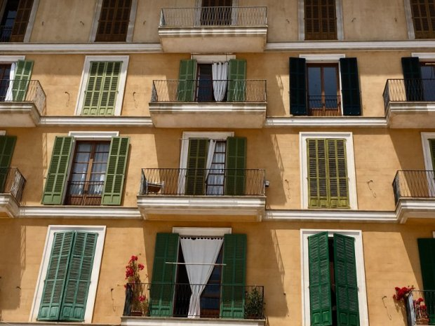 Apartments on Placa Major, Palma de Mallorca
