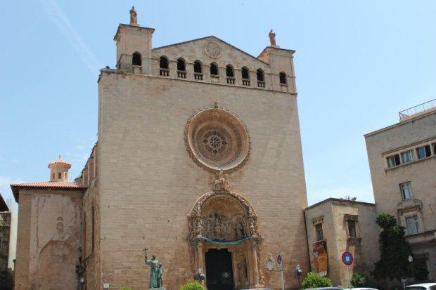 Sant Fransecs Church, Palma de Mallorca