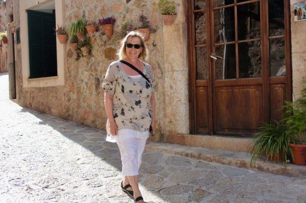 Visiting Valldemossa, Spain