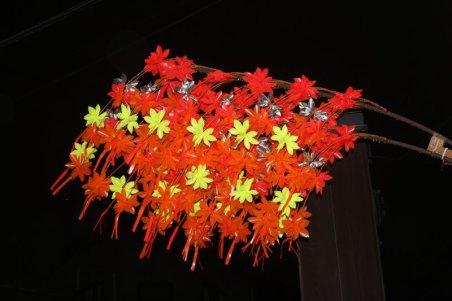 Plastic flowers, Asakusa