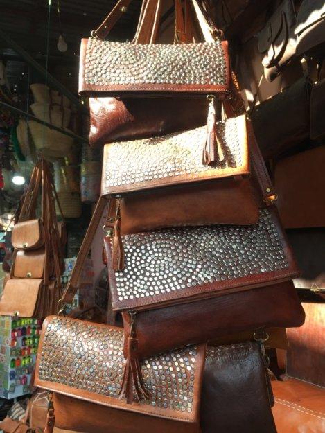 Leather souk, Marrakech