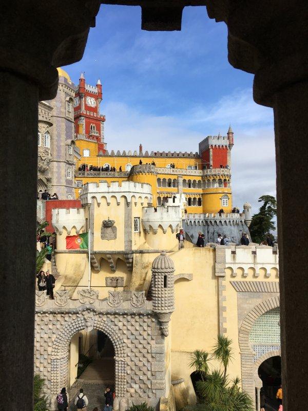 Palace of Pena, Sintra