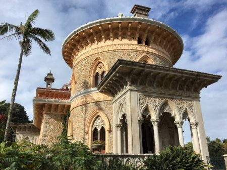 Palaces of Sintra by bus: Palace of Monserrate,