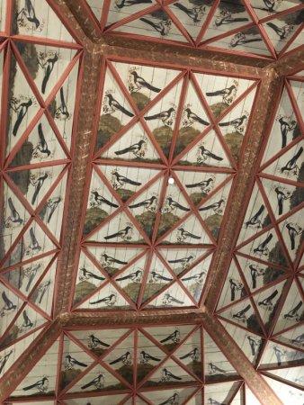 Palacio Nacional de Sintra magpie hall