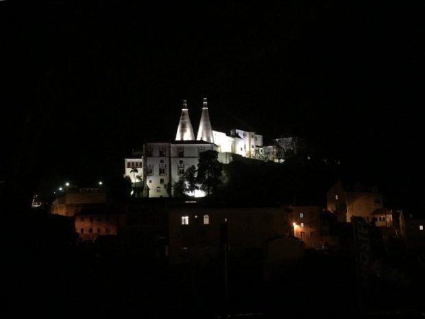 Palaces of Sintra by bus: Palacio Nacional