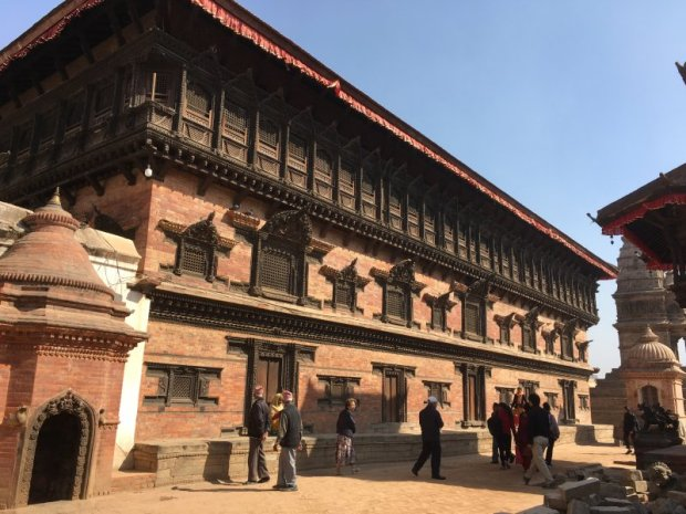 Travel in Nepal: the UNESCO listed city of Bhaktapur