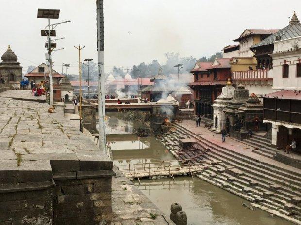 Bagmati River and Pashupatinath
