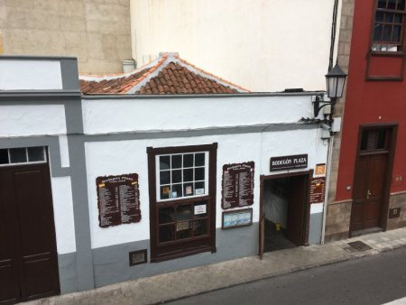 Garachico restaurant, Tenerife