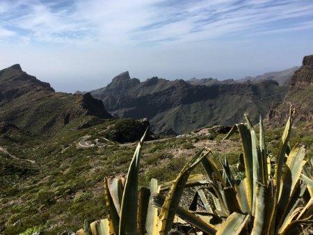 Mountains of Masca, Tenerife