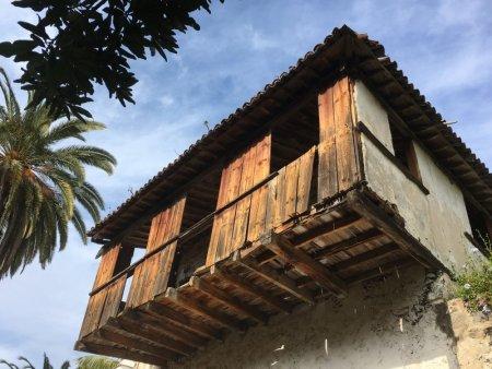 Icod de los Vinos house, Tenerife