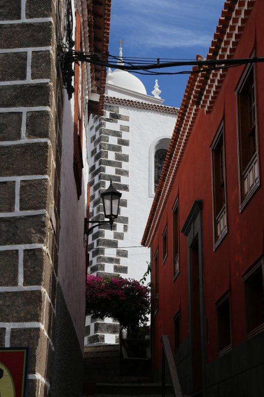 Street in Garachico, Tenerife
