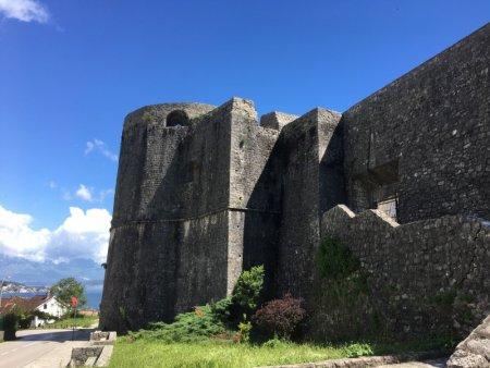 Herzeg Novi fortress