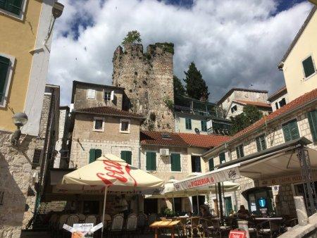 Herzeg Novi old town