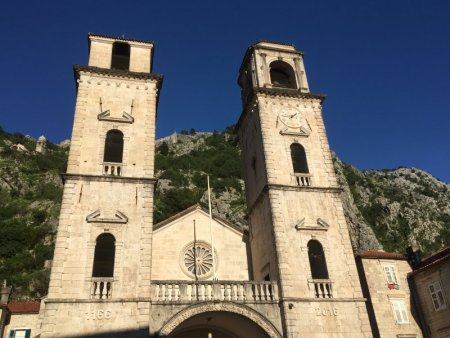 St Tryphon's Cathedral, Kotor Old Town