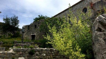 Stari grad Bar ruins, Montenegro