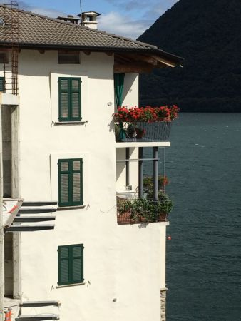 Balconies of Brienno, Lake Como