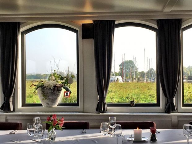 River cruising through Belgium and the Netherlands