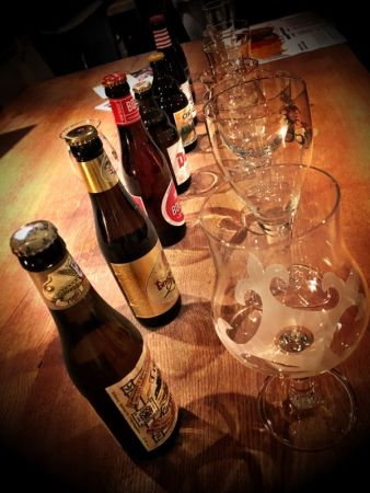 River cruising in Europe: tasting Belgian beers