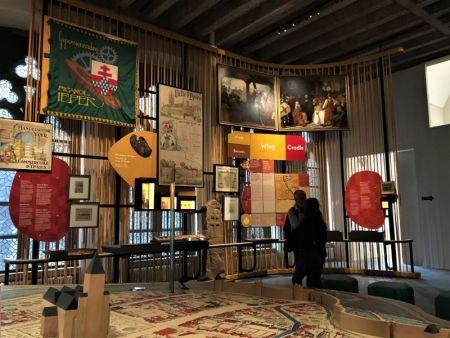 Ypres Museum, Ieper, Belgium
