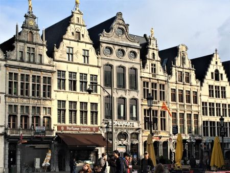 Antwerp street view