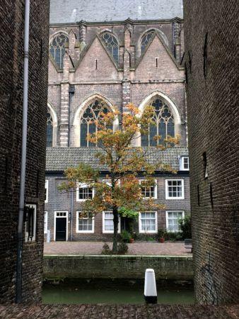 Dordrecht cathedral, Netherlands