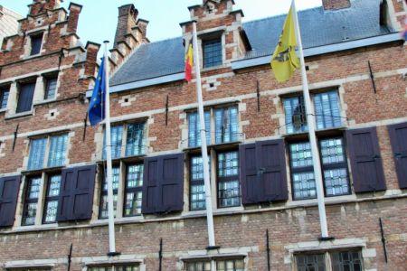 Rubens House exterior, Antwerp